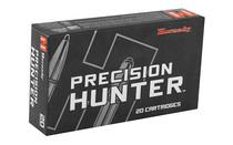 HORNADY Precision Hunter 6.5 Creedmoor 143 Grain 20 Round Box of ELD-X Rifle Ammunition (81499)