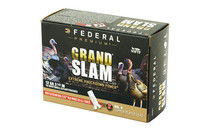 FEDERAL Grand Slam 12 Gauge 3.5in #4 2oz Flight Control 10 Round Box of Shotshell Ammunition (PFCX139F 4)