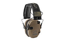 WALKER'S Patriot Series Razor Slim Shooter Electronic Muffs FDE (GWP-RSEMPAT-FDE)