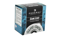 "FEDERAL Game Load 12 Gauge 2.75"" #6 3.25 Dram 1oz 25Rd Box of Shotshell Ammunition (H1216)"