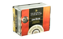 FEDERAL Personal Defense Hydra-Shok 45ACP 165 Grain 20Rd Box of Jacketed Hollow Point Centerfire Pistol Ammunition (PD45HS3H)