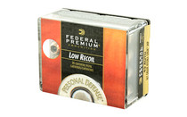 FEDERAL Personal Defense Hydra-Shok 45ACP 165Gr 20Rd Box of JHP Handgun Ammunition (PD45HS3H)