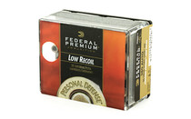 FEDERAL Personal Defense Hydra-Shok 380ACP 90Gr 20Rd Box of JHP Handgun Ammunition (PD380HS1H)