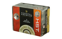 FEDERAL Premium .45 ACP 230Gr 20rd Box of HST JHP Handgun Ammunition (P45HST2S)