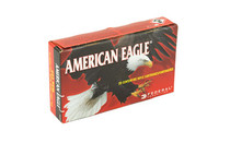 FEDERAL American Eagle 223REM 55Gr 20rd Box of FMJ Rifle Ammunition (AE223)