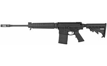 "SMITH & WESSON M&P10 308WIN 18"" Barrel Black Finish 6 Position Collapsible Stock 20rd Semi-Automatic Rifle (811308)"
