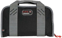 G-OUTDOORS GPS Double Compact Pistol Case (GPS-1107PCPMB)