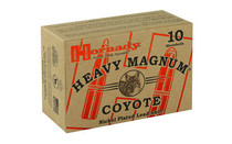 "HORNADY Coyote Heavy Magnum 12 Gauge 00Buck 3"" 10Rd Box of 1.5oz Shotshell Ammunition (86224)"