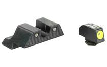 TRIJICON HD Night Sights Glock 21 Green Outline (GL104Y-600545)