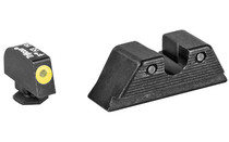 Trijicon HD XR Tritium Night Sight Glock MOS Yellow Front Outline (GL614-C-601091)