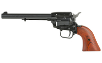 HERITAGE MANUFACTURING Rough Rider 22 LR 6.5in Barrel 6 Rd Cocobolo Grips Single Action Revolver (RR22B6)