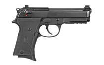 """BERETTA 92X Compact w/ Rail 9mm 4.3"""" 13Rd 3Mag Semi-Automatic Pistol (J92CR921G)"""