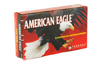 FEDERAL American Eagle 223 Rem 62 Grain 20rd Box of Full Metal Jacket Centerfire Rifle Ammunition (AE223N)