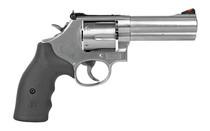 """S&W 686 357 Magnum 4"""" Barrel 6Rd Steel Frame Revolver (164222)"""
