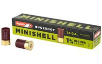 "AGUILA Minishell 12ga 1.75"" Buckshot 20 Round Box of Mini Shotshell Ammunition (1CHB1288)"
