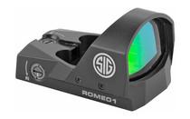 SIG SAUER Romeo1 3 MOA Dot Black Finish 1 MOA Adjustments Reflex Sight (SOR11000)