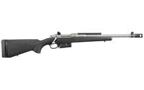 "RUGER Scout 450 Bushmaster 16.1"" Barrel 4Rd Bolt-Action Rifle with Hybrid Muzzle Brake (06838)"