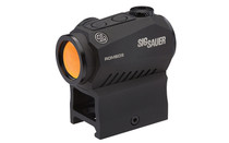 SIG SAUER ROMEO5 1X20mm 2 MOA Dot Fits M1913 Rail High Mount Only Red Dot Sight (SOR50000)