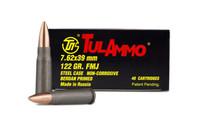 TULAMMO 40 Rd Box Rifle Ammo