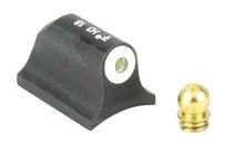 "XS SIGHTS Big Dot Green Tritium Shotgun Bead Size 0.120"" to 0.140"" Plain Barrel Front Sight (SG-2003-3)"