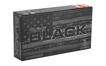 HORNADY Black 223Rem 75Gr 20 Round Box of Boat Tail Hollow Point Rifle Ammunition (80267)