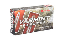 HORNADY Varmint Express 223Rem 55Gr 20Rd Box of V-Max Polymer Tip Rifle Ammunition (8327)