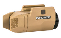 INFORCE APL Compact White 200 Lumens Mounted Light FDE (AC-06-1)