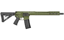 "Black Rain Ordnance SPEC15 5.56 16"" Green 30Rd Semi-Automatic Rifle (BRO-SPEC15-BZG)"