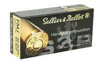 S&B 45ACP 230Gr 50Rd Box of FMJ Handgun Ammunition (SBA45A)