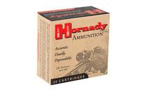 HORNADY Custom Self Defense 9mm 147Gr 25Rd Box of JHP FlexTip Handgun Ammunition (90282)