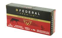 FEDERAL 224 Valkyrie 60Gr 20Rd Box of Nosler Ballistic Tip Rifle Ammunition (P224VLKBT1)