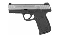 """SMITH & WESSON SD9VE Striker Fired  9MM, 4"""" Barrel Duo Tone Fixed Sights 16rd 2 Mag Semi-Automatic Full Size Pistol (223900)"""