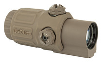 EOTECH G33 Switch to Side 3x Magnifier Tan (G33.STS.TAN)