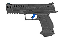 """WALTHER PPQ Q5 Match Steel Frame Pro Striker Fired 9MM 5"""" 17Rd Fixed Sights Semi-automatic Full Size Pistol (2846951)"""