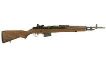SPRINGFIELD M1A Scout Squad 308Win 18: Barrel 10Rd Semi-Automatic Rifle Walnut Stock (AA9122)