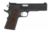 """SPRINGFIELD 1911 Range Officer 9mm 5"""" Match Grade Barrel 2x Mags 9Rd Full Size Semi-Automatic Pistol Steel Frame Cocobolo Grips (P19129L)"""