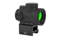 TRIJICON MRO-C 1X25mm 2.0 MOA Red Dot w/ AC32068 True Co-Witness Mount
