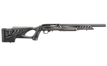 "RUGER 10/22 Target Lite 22LR 16.13"" Barrel 10Rd Rotary Mag Semi-Automatic Rifle Black Laminate Thumbhole (21186)"