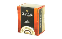 FEDERAL Hydra-Shok 44MAG 240 Grain Hollow Point 20 Round Box of Centerfire Pistol Ammunition (P44HS1)