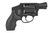 """SMITH & WESSON Model 442 Centennial Airweight 38 Special 2"""" Barrel 5Rd Double Action Only Revolver Black Finish (150544)"""