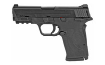 SMITH & WESSON M&P9 SHIELD EZ 9MM 3.6in Barrel 8rd Mags x2 3-Dot Sights Grip and Thumb Safety Semi-Auto Compact Pistol (12436)