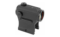 HOLOSUN Micro 2MOA Dot Hi and Low Mount Bottom Battery Tray Green Dot Sight (HE403B-GR)