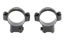 """LEUPOLD 1"""" 22 Rimfire 11mm Medium Scope Rings Gloss Finish (54231)"""