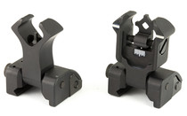 DIAMONDHEAD Integrated Sighting System with Front/Rear Flip Sights (1199)