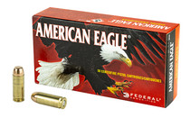 FEDERAL American Eagle 10mm 180Gr 50Rd Box of FMJ Handgun Ammunition (AE10A)