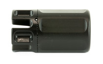 PWS CQB AR15 Flash Suppressing Compensator 1/2x28 for 223Rem/5.56 Short Barreled Rifles (3CQB12A1)