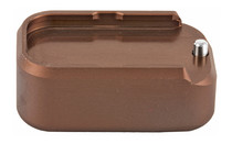 TTI +0 Base Pad for Glock Coyote Bronze (GBP940-0006)