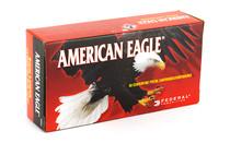 FEDERAL AMERICAN EAGLE 9MM 124GR FMJ 50 Round Box Of Centerfire Ammunition (AE9AP)
