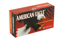 FEDERAL American Eagle 9mm 147 Grain Full Metal Jacket 50rd Box of Centerfire Ammunition (AE9FP)