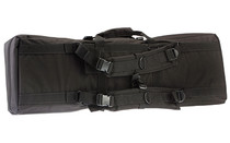"DRAGO Black 36"" Single Rifle Case (12-302BL)"